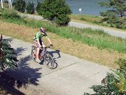 Biking in Valkov