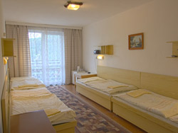 4-bed room without antechamber