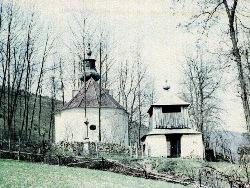 Barokowa cerkiew greckokatolicka