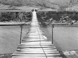Most nad rzeką Ondava