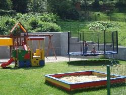 Plac zabaw dla dzieci (Tíšava)