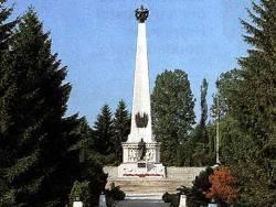 Memorial of the Soviet Army, Svidník