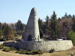 Pomnik Armii Czechosłowackiej, Dukla