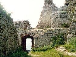 Zamek Kapuszański