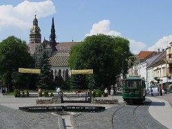 Centrum mesta Košice