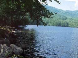 Jezioro naturalne Morskie oko