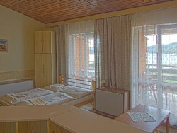 Apartament: część mieszkalna (2 łóżka)