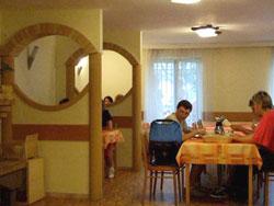 Wyżywienie w pensjonacie TATRA