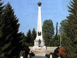 Memorial of the Soviet Army, Svidník