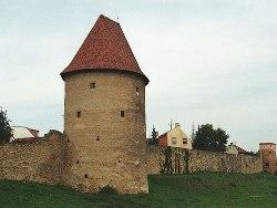 Mury obronne, Bardejov