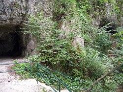 Jasovská jaskyňa cave
