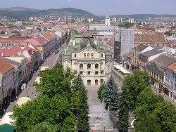 Centrum miasta Koszyce