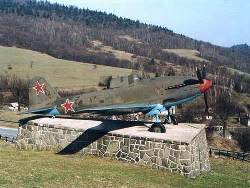 Open-air military museum