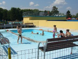 Swimming pool for children (Svidník)
